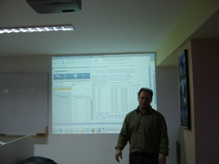 Mark Dalton, Cray XD1 user interface