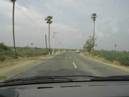 En route to Saranathan College of Engineering, Tiruchirapalli