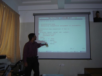 VHDL example