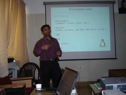 Embedded GNU/Linux labs HowTo