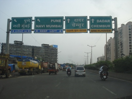 Return to Pune