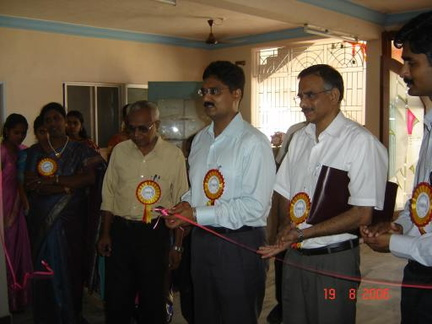 Mr. Atul Anand, IAS - inauguration