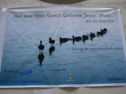 Free/Open Source Software poster