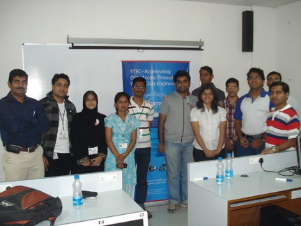System programming contest participants